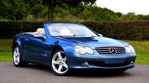 Mercedes kupé
